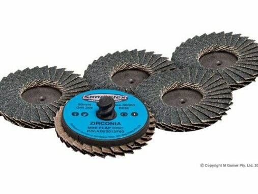 Zirconia Mini FLAP Disc